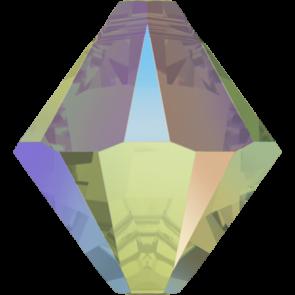 Pandantiv Swarovski 6328 XILION BICONE PENDANT Crystal Paradise Shine (001 PARSH) 6 mm