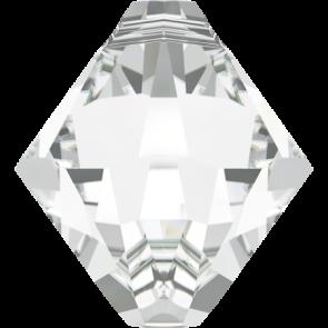 Pandantiv Swarovski 6328 XILION BICONE PENDANT Crystal (001) 6 mm