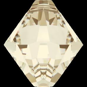 Pandantiv Swarovski 6328 XILION BICONE PENDANT Light Silk (261) 6 mm