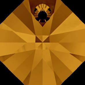 Pandantiv Swarovski 6401 OCTAGON PENDANT Crystal Copper (001 COP) 8 mm