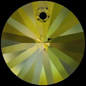 Pandantiv Swarovski 6428 XILION PENDANT Crystal Iridescent Green (001 IRIG) 6 mm
