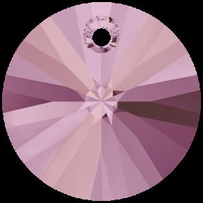 Pandantiv Swarovski 6428 XILION PENDANT Crystal Lilac Shadow (001 LISH) 8 mm