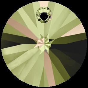 Pandantiv Swarovski 6428 XILION PENDANT Crystal Luminous Green (001 LUMG) 6 mm