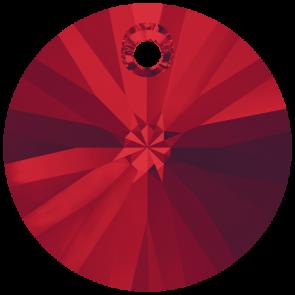 Pandantiv Swarovski 6428 XILION PENDANT Light Siam (227) 8 mm - Xilion