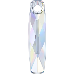 Pandantiv Swarovski 6460 Crystal AB (001 AB) 20 mm