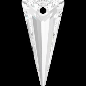 Pandantiv Swarovski 6480 SPIKE PENDANT Crystal (001) 18 mm