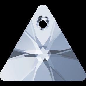 Pandantiv Swarovski 6628 XILION TRIANGLE PENDANT Crystal Blue Shade (001 BLSH) 8 mm