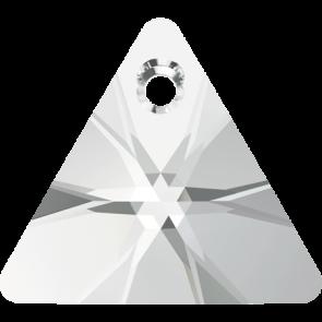 Pandantiv Swarovski 6628 XILION TRIANGLE PENDANT Crystal (001) 8 mm