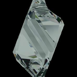 Pandantiv Swarovski 6650 CUBIST PENDANT Black Diamond (215) 22 mm