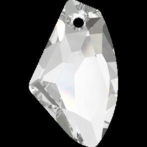 Pandantiv Swarovski 6656 GALACTIC VERTICAL Crystal (001) 19 mm