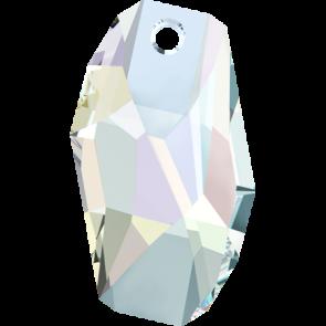 Pandantiv Swarovski 6673 METEOR PENDANT Crystal AB (001 AB) 28 mm
