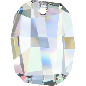 Pandantiv Swarovski 6685 GRAPHIC PENDANT Crystal AB (001 AB) 28 mm