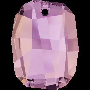 Pandantiv Swarovski 6685 GRAPHIC PENDANT Crystal Lilac Shadow (001 LISH) 38 mm