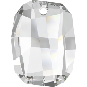 Pandantiv Swarovski 6685 GRAPHIC PENDANT Crystal (001) 19 mm