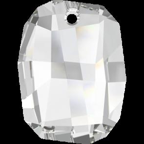 Pandantiv Swarovski 6685 GRAPHIC PENDANT Crystal (001) 38 mm