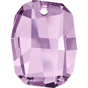 Pandantiv Swarovski 6685 GRAPHIC PENDANT Light Amethyst (212) 19 mm