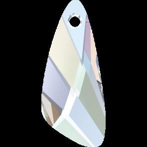 Pandantiv Swarovski 6690 WING PENDANT Crystal AB (001 AB) 27 mm