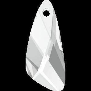 Pandantiv Swarovski 6690 WING PENDANT Crystal (001) 27 mm