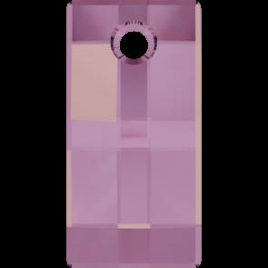 Pandantiv Swarovski 6696 URBAN PENDANT Crystal Lilac Shadow (001 LISH) 20 mm