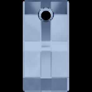 Pandantiv Swarovski 6696 URBAN PENDANT Denim Blue (266) 20 mm