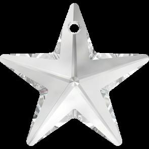 Pandantiv Swarovski 6714 STAR PENDANT Crystal (001) 20 mm