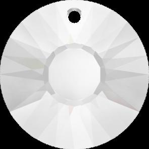 Pandantiv Swarovski 6724 SUN PENDANT Crystal (001) 12 mm