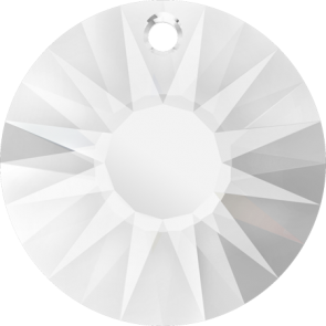 Pandantiv Swarovski 6724/G SUN PENDANT PF Crystal (001) 33 mm