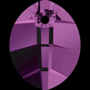 Pandantiv Swarovski 6734 Amethyst (204) 14 mm