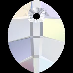 Pandantiv Swarovski 6734 Crystal AB (001 AB) 14 mm