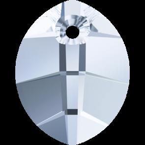 Pandantiv Swarovski 6734 Crystal Blue Shade (001 BLSH) 14 mm