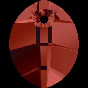 Pandantiv Swarovski 6734 Crystal Red Magma (001 REDM) 14 mm