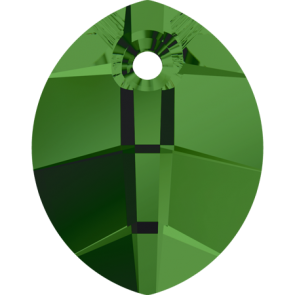 Pandantiv Swarovski 6734 Fern Green (291) 23 mm