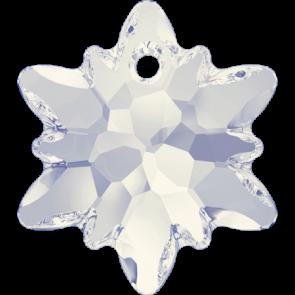 Pandantiv Swarovski 6748 EDELWEISS PENDANT White Opal (234) 14 mm