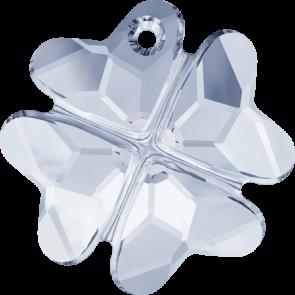 Pandantiv Swarovski 6764 CLOVER PENDANT Crystal Blue Shade (001 BLSH) 19 mm