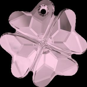 Pandantiv Swarovski 6764 CLOVER PENDANT Crystal Antique Pink (001 ANTP) 19 mm