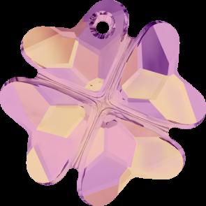 Pandantiv Swarovski 6764 CLOVER PENDANT Crystal Astral Pink (001 API) 19 mm