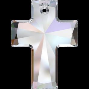 Pandantiv Swarovski 6864 Crystal Aurore Boreale V (001 ABV) 40x30 mm