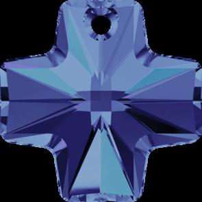 Pandantiv Swarovski 6866 Crystal Heliotrope (001 HEL) 20 mm