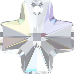 Pandantiv Swarovski 6866 Crystal AB (001 AB) 20 mm