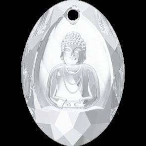 Pandantiv Swarovski 6871 BUDDHA PENDANT Crystal (001) 28x19,8 mm
