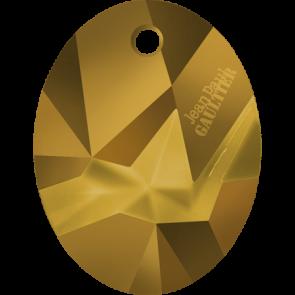 Pandantiv Swarovski 6910 Crystal Dorado T1162 (001 DOR) 26 mm