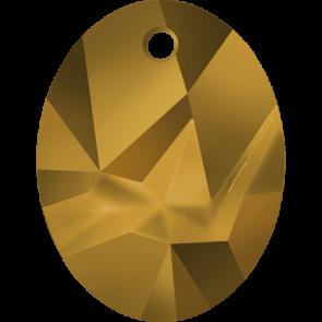 Pandantiv Swarovski 6911 Crystal Dorado (001 DOR) 26 mm