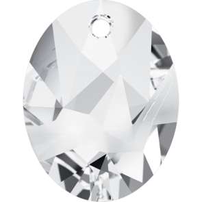 Pandantiv Swarovski 6911 Crystal (001) 26 mm