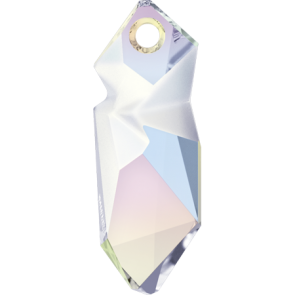 Pandantiv Swarovski 6912 Crystal AB T1153 (001 AB) 40 mm