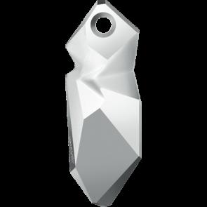 Pandantiv Swarovski 6912 Crystal Light Chrome T1152 (001 LTCH) 28 mm