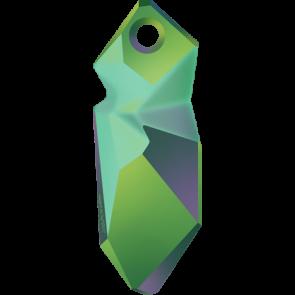 Pandantiv Swarovski 6912 Crystal Scarabaeus Green T1153 (001 SCGR) 40 mm