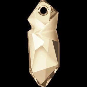 Pandantiv Swarovski 6913 Crystal Golden Shadow (001 GSHA) 40 mm