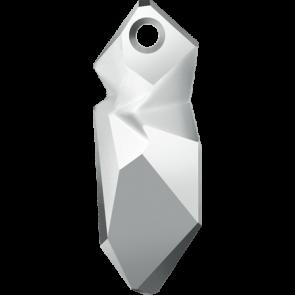 Pandantiv Swarovski 6913 Crystal Light Chrome (001 LTCH) 28 mm