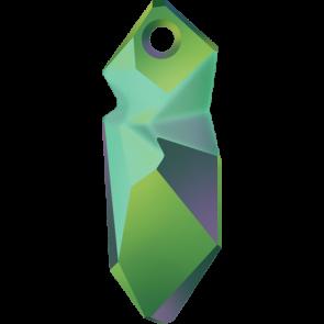 Pandantiv Swarovski 6913 Crystal Scarabaeus Green (001 SCGR) 40 mm