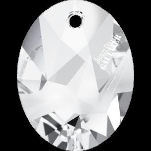 Pandantiv Swarovski 6910 Crystal T1163 (001) 36 mm - Designer Edition Jean Paul Gaultier